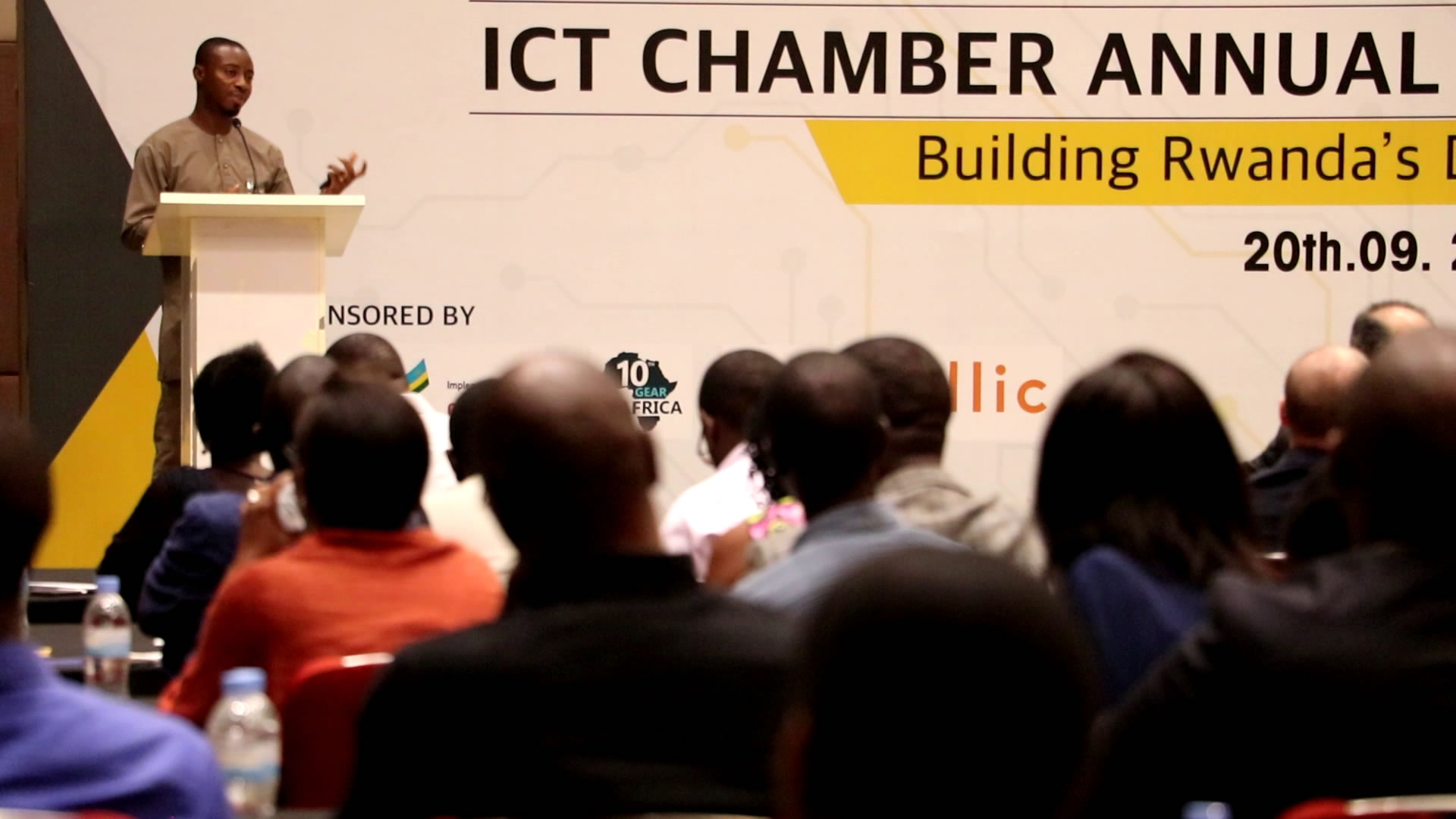 10th Gear Africa Sponsors the Rwanda ICT Chamber Annual General Assembly